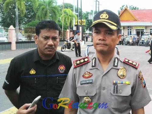 Belum Sempat Menikmati Hasil Rampasan, Pelaku Jambret di Dumai Keburu Ditangkap Polisi