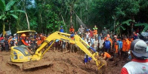 Ini Nama-nama Korban Tewas, Hilang dan Luka-luka Akibat Banjir dan Longsor di Purworejo