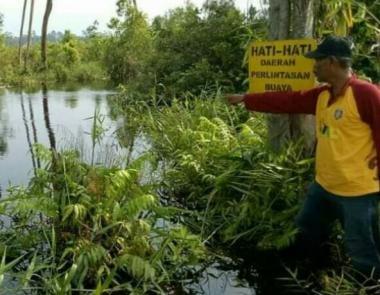 Sungai Lakar Teluk Lanus Dikenal Mistis, Korbannya Diduga Langgar Pantangan