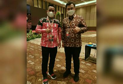 Bupati Pelalawan Zukri Dilantik Jadi Korwil Apkasi Riau