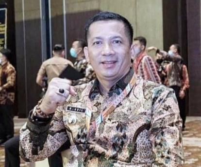 Bupati Adil Dilantik Sebagai Pengurus Apkasi Periode 2021-2026