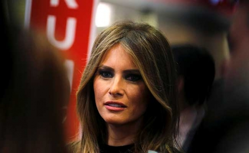 Pidato Istri Trump Sangat Mirip Dengan Pidato Michelle Obama, Kok Bisa Ya?, Simak Isi Pidatonya Berikut Ini