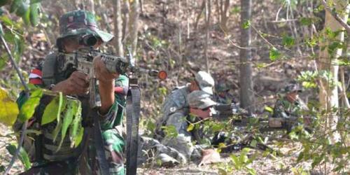Mengenal Pasukan Kostrad yang Tembak Mati Teroris Santoso