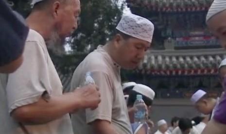 Menlu AS Sebut Kezaliman China Terhadap Muslim Uighur Noda Abad Ini