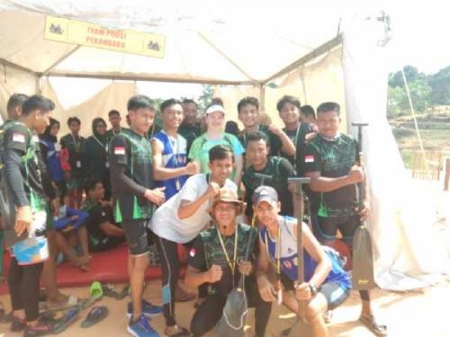 Tim Podsi Pekanbaru Lolos ke Babak Semifinal KIDBF 2019