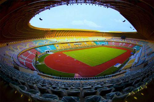 Rp70 Miliar Cicilan Hutang Stadion Utama Riau Lenyap
