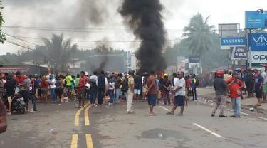 Tiga Polisi Terluka Akibat Kerusuhan di Manokwari