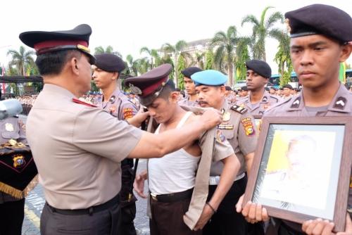 Enam Personil Polda Riau Dipecat