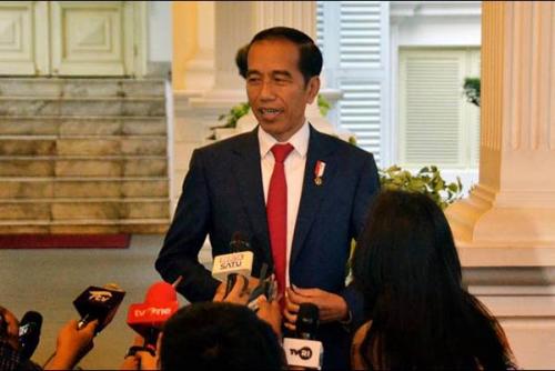 Soal Papua, Jokowi Ajak Saling Memaafkan