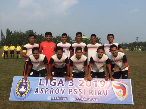 Kuansing United Raih Tiga Poin dari Kandang Gempuri FC