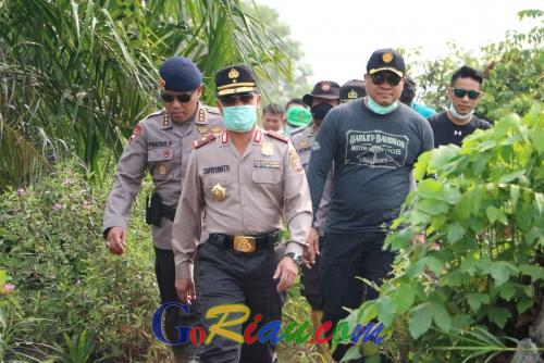 Polda Riau Sudah Tetapkan 93 Tersangka Kasus Pembakaran Lahan di Riau
