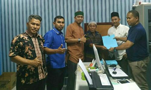 Mosi Tidak Percaya kepada Ketua DPD PAN Pelalawan Bergulir
