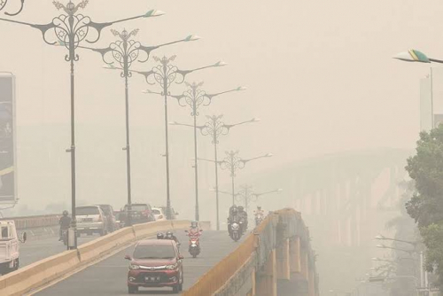 Udara Tidak Sehat, Pemko Pekanbaru Beri Keringanan Bagi ASN yang Hamil