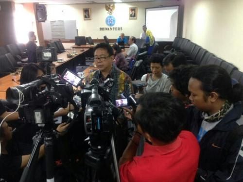 Kemerdekaan Pers di Indonesia Masih Terganjal Kepentingan Pemilik Media