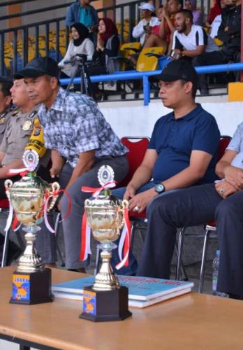 Juarai Liga 3, Sekum Asprov PSSI Riau: Tornado FC Dipersiapkan Ikuti Kompetisi Regional