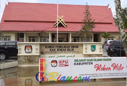 Jelang Pilkada Pilkada Rohil 2020, KPU Sudah Susun Pedoman Teknis
