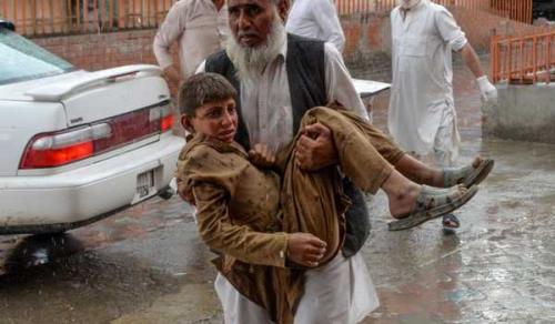 Masjid Dibom Saat Shalat Jumat, Korban Tewas Bertambah Jadi 62 Orang
