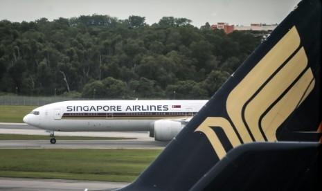 Sesaat Usai Lepas Landas, Singapore Airlines Mendadak Putar Arah dan Kembali Mendarat