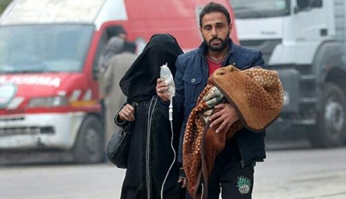 5 Bus Dibakar, Evakuasi Ribuan Warga Sipil dari Neraka Aleppo Terhenti