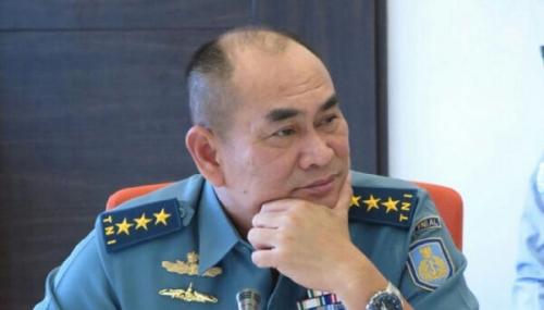 Wakil Kepala Staf TNI AL Meninggal Dunia Minggu Malam