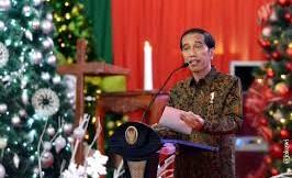 Jelang Natal dan Tahun Baru, Presiden Jokowi Imbau Jaga Kerukunan