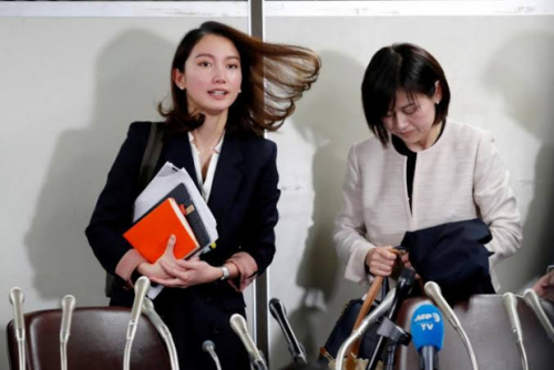 Diperkosa Saat Tak Sadar, Jurnalis Jepang Menangkan Gugatan Rp421 Juta