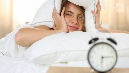 Cara Mudah Ini Bisa Membuat Tertidur dalam 16 Menit, Sudah Dibuktikan Ilmuwan Melalui Uji Laboratorium