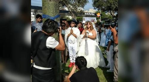 Sejumlah Wanita di Peru Menikah dengan Pohon, Ternyata Ini Alasannya