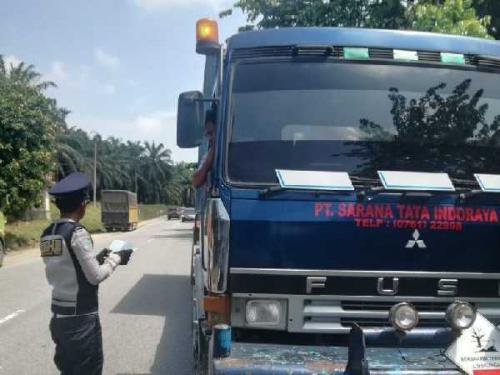 Aptrindo Riau Dukung Pemprov Tertibkan Truk ODOL, Asalkan Harga Eceran Terendah Jelas