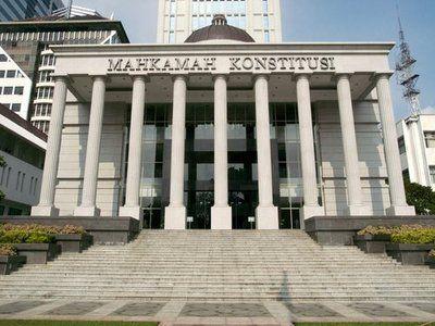 MK Kritik Pemerintah Terkait Kebijakan Pilkada