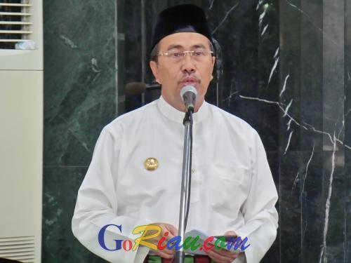 Gubri Syamsuar: Bank Riau Kepri Syariah Sudah Dibahas dalam RUPS dan Menunggu Kajian