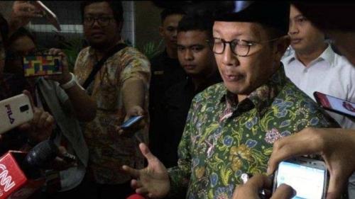 KPK Duga Romy dan Pejabat Kemenag Sekongkol, Sejumlah Barang Bukti Ditemukan di Ruang Kerja Menag