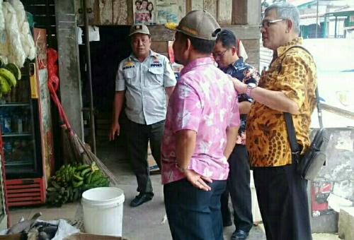 Stok Kebutuhan Pokok Aman, Dinas Koperasi UKM dan Perindag Pelalawan Imbau Pedagang tak Menimbun Barang
