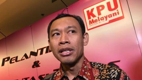 Data Situng KPU Tak Pengaruhi Penetapan Hasil Pemilu 2019