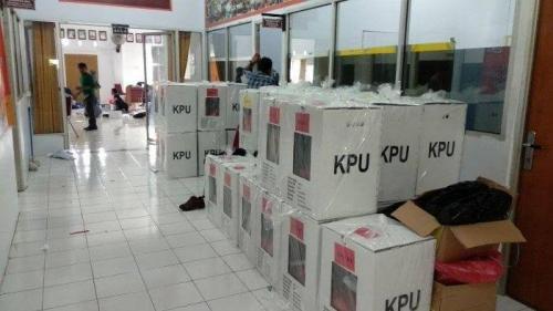 Ketua KPPS di Malang Tusuk Perutnya dengan Golok Sabtu Pagi