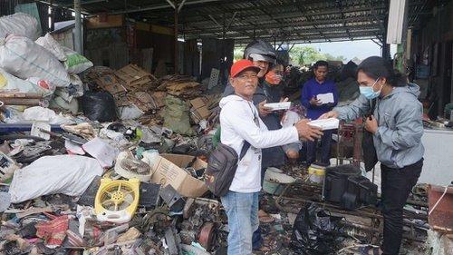Bantu Warga Terdampak Corona, Relawan Dapur Darurat Malah Diinterogasi Polisi, SPJ Tulis Surat ke Jokowi