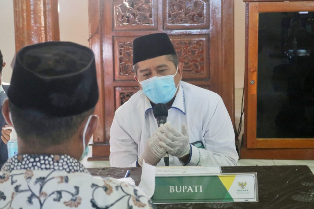 Baznas Siak Salurkan Zakat Konsumtif Tahap II untuk 1.500 Orang Mustahik