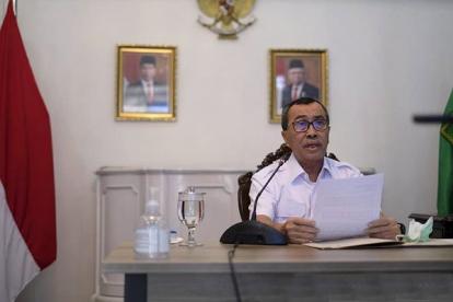 Gubernur Riau Sesalkan Ada Ustadz yang Ceramahnya Menyebut Covid-19 Rekayasa Yahudi
