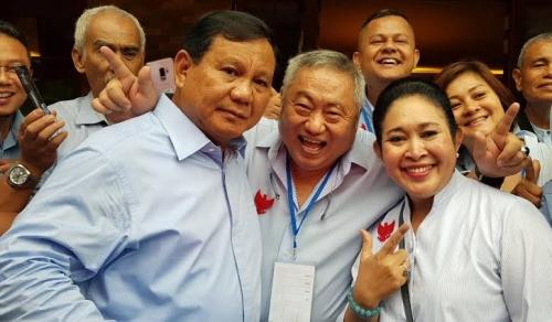 Satu Lagi Pendukung Prabowo Ditangkap, Kali Ini Giliran Lieus Sungkharisma