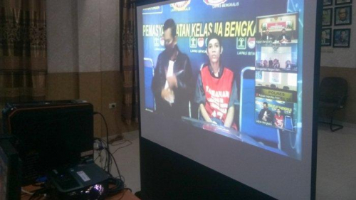 Jef Sparao, Bandar Sabu 55 Kilogram Divonis Mati PN Bengkalis