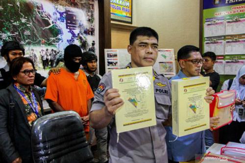 Aktivis Lingkungan Apresiasi Vonis Perusahaan Pembakar Lahan di Riau