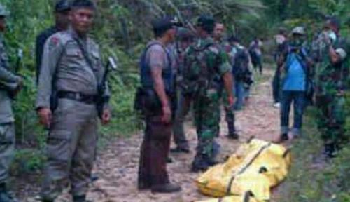 Santoso Lagi Bersantai dan Akan Mandi  Saat Ditembak Prajurit Kostrad