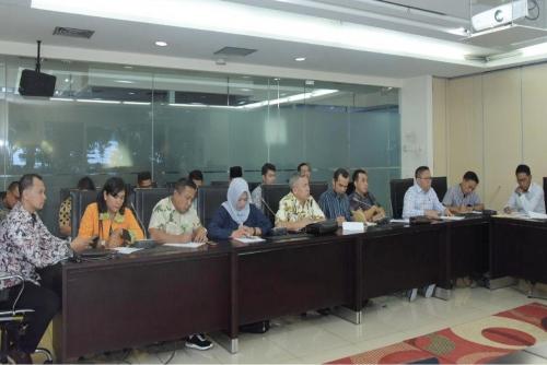 Gali Informasi Aktual Tentang CSR, Pansus DPRD Bengkalis Konsultasi ke BKPM