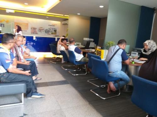 Sejumlah Nasabah Bank Mandiri di Pekanbaru Kehilangan Saldo, Sisa Nol Rupiah