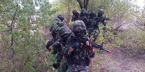 Ditembak Kelompok Bersenjata, 2 Prajurit TNI Tewas Saat Akan Antarkan Makanan untuk Anak-anak