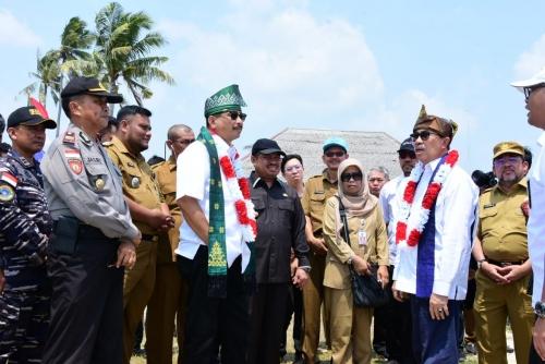 Menpar Komit Wujudkan Pulau Rupat sebagai Kawasan Ekonomi Khusus Pariwisata