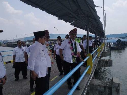 Kapal Roro Sebentar Lagi Uji Coba, Menteri Pariwisata Bayangkan Dumai Seperti Kepri