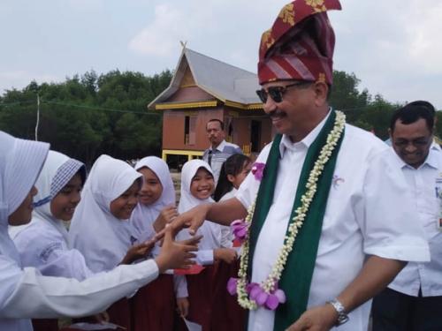 Menpar RI Hadir untuk Membangun Riau Menjadi Destinasi Wisata Kelas Dunia