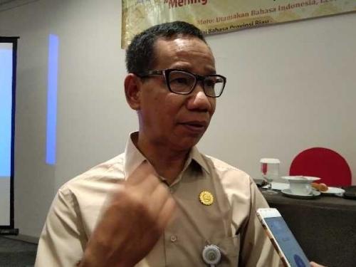 Balai Bahasa Riau Adakan Diseminasi GLN kepada Pegiat dan Komunitas Literasi