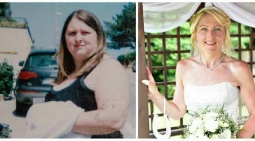 Wanita Tambun Berbobot 130 Kg Menunda Pernikahannya 12 Tahun Hingga Langsing dan Cantik Seperti Ini